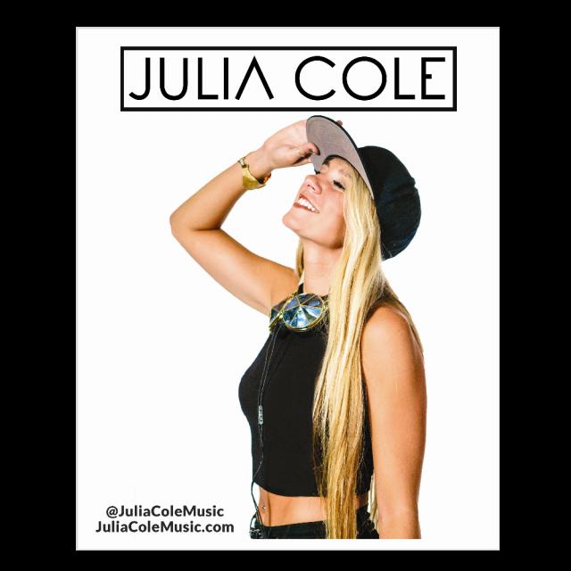 Julia Cole AUTOGRAPHED 8x10